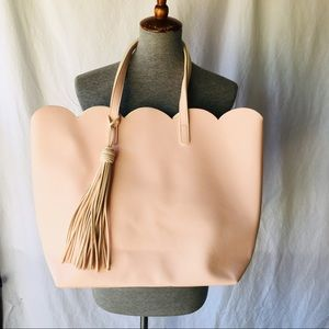 Gorgeous Pale Pink Tote